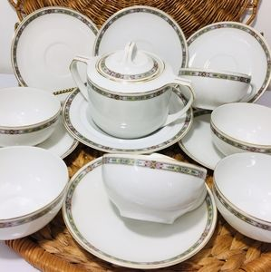 Other - Rare, Germany 14 pieces SET.  A true work of art.